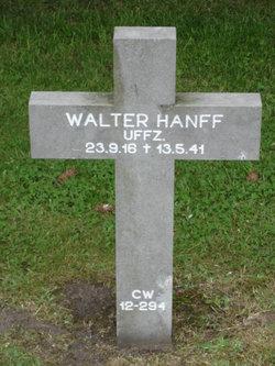Walter Hanff
