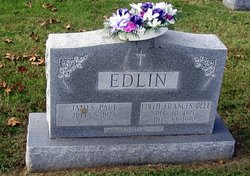 Edith Frances <i>Bell</i> Edlin
