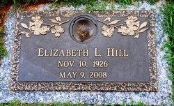 Elizabeth Christie <i>Lowrance</i> Hill