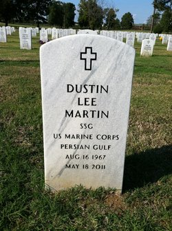Dustin Lee Martin