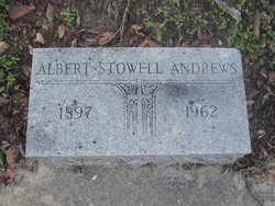 Albert Stowell Andrews