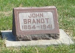 John Theodore Brandt, Sr