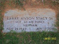 Larry Anson Stacy, Sr