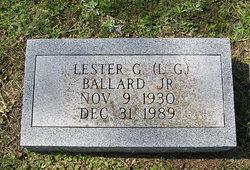 Lester Glenmore Ballard, Jr