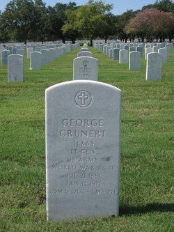 Gen George Grunert