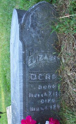 Elizabeth <i>Hamilton</i> Derry