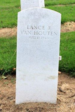 Lance F Van Houten