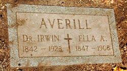 Dr Irwin Albert Averill