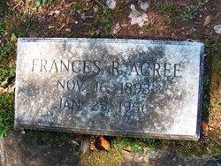 Frances <i>Randle</i> Acree