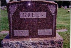 Mrs Alvina Victoria <i>Pecor/Pecore/Picard</i> Green