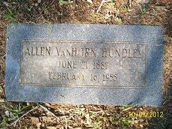 Judge Allen Van Horn Hundley