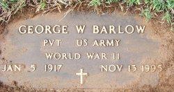 George Washington Barlow