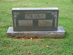 Grover Hill Allen