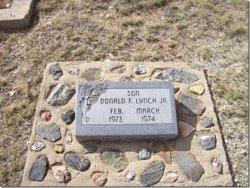 Donald F Lynch, Jr