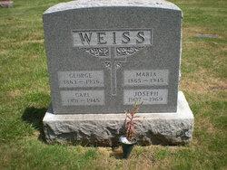 Maria Theresa <i>Dick</i> Weiss
