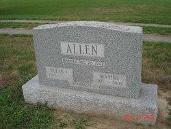 Charlotte Maxine <i>Wheeler</i> Allen