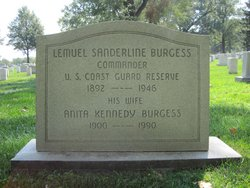 Anita <i>Kennedy</i> Burgess