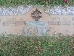 Ralph M Agnew