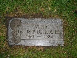 Louis P Louie DesRosiers