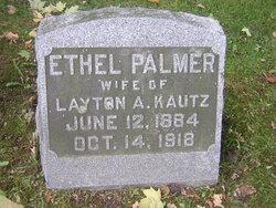 Ethel <i>Palmer</i> Kautz