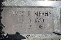 James Russell J R Meany