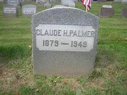 Claude H Palmer