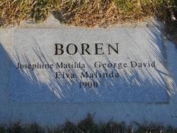 George David Boren
