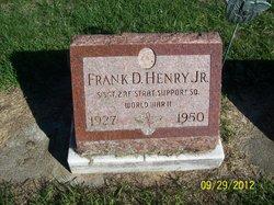 Frank D Henry, Jr