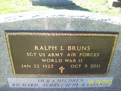 Ralph L Bruns