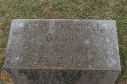 Anne Sherrill Baird