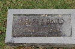 Albert Ewing Baird