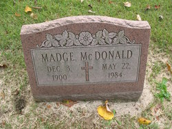 Madge McDonald