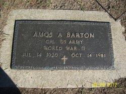 Amos A Barton