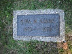 Nina M. Adams