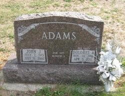 John J Adams