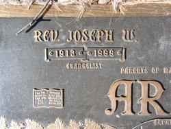 Rev Joseph W Arnett