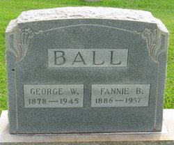 Fannie B. Ball