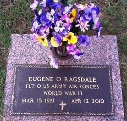 Eugene O Ragsdale