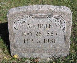 Auguste Dorothea <i>Hopf</i> Augustine