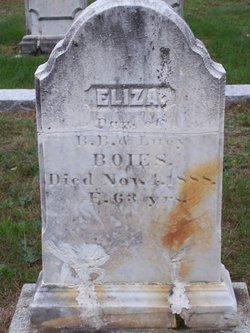 Eliza Boies