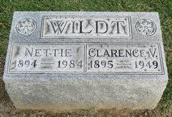 Clarence V Wildt