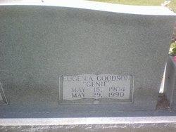 Eugenia Genie <i>Goodson</i> Burks