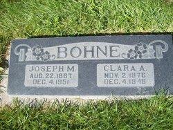 Clara Adela <i>Lowe</i> Bohne
