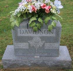Elijah Lige Davidson