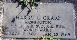 Harry L. Craig