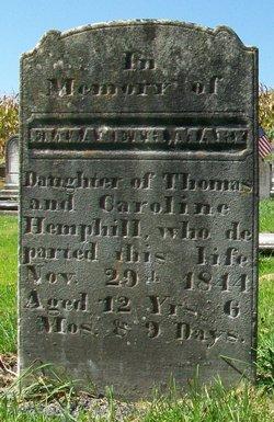 Elizabeth Mary Hemphill