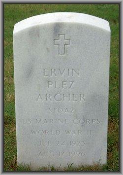 Ervin Plez Archer