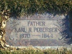 Karl Nielsen Pedersen, Sr