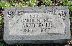 Carolina <i>Neu</i> Arzberger