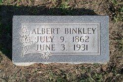George Albert Binkley